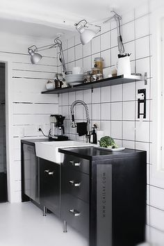 Compact living Kitchen