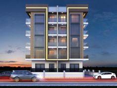 Manolya Apartmanı - Minerva Mimarlık - İzmir