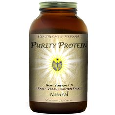 Purity Proteins natural 500 gram