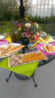 backyard patio party ideas | patio, backyard birthday parties and ... - Patio Party Ideas