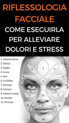#riflessologiafacciale #stress #salute #animanaturale