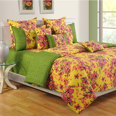 Sweet #Sunshine Swayam #ColorsOfLife #BedSheets - 2410