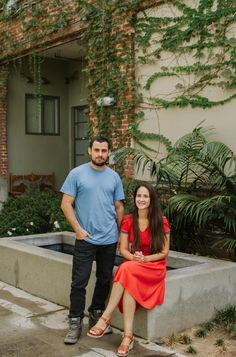 The Work Love Series: Bestia's Ori Menashe and Genevieve Gergis  | The downtown LA restaurant owners and chefs talk relationships and business on The Blog.