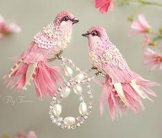 Double-brooch-Birds