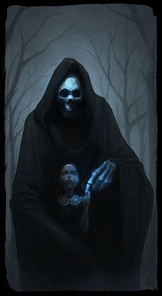 Death - Nigel Quarless