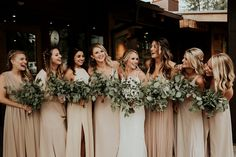 Ayla + Cade || Classy Rustic Truckee, California Resort Wedding | Victoria Carlson Photography