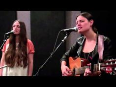 "The Staves ""In the Long Run"" Live at KDHX 5/30/13 - YouTube"