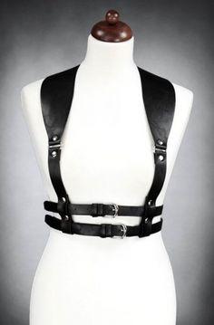 Restyle Steampunk Harness, Underbust Belt