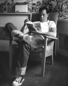 and controversy: Sixties playwright Joe Orton Samuel Beckett, August Strindberg, Film Writer, Book Authors, Books, Tate Britain, List Of Artists, Playwright, Kinds Of People