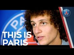 David Luiz in PSG Interview: Kaka Is My Football Hero, but My Dad Is My Idol. Oh, man, he's just such a freaking cute fellow.