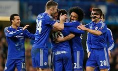 Chelsea and Eden Hazard overwhelm Pellegrinis weakened Manchester City