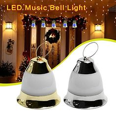Jhua-LED-Christmas-Decoration-Music-Jingle-Bell-Lights-Fairy-Lights-Powered-by-Battery-with-Merry-Christmas-Music-for-Indoor-Outdoor-Garden-Home-Christmas-Tree-Party-Decoration