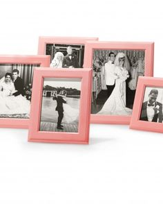 """See the """"Create a Gallery Wall"""" in our 25 Easy Ways To Personalize Your Wedding gallery"""