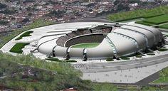 Estádio das Dunas | Natal | 42,377 spectators