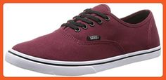 Vans Unisex Authentic? Lo Pro Tawny Port/True White Men's 9.5, Women's 11 Medium - Sneakers for women (*Amazon Partner-Link)