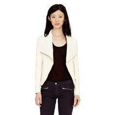 Mackage Pina Leather Jacket - Jackets and Vests Women at Club Monaco
