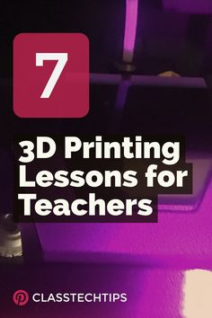 If you& looking for inspiration Thingiverse is full of fantastic resources for educators including printing lessons for a range of classrooms. 3d Printing Diy, 3d Printing Service, 3d Printer Projects, 3d Artist, Educational Technology, Medical Technology, Energy Technology, Technology Gadgets, Kids Prints