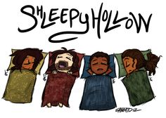 Sleepy Hollow awwwwww