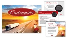 Created brand identity and designed layout of executive summary for Cruisecaster Fleet Automation System. Executive Summary, Marketing Professional, Creating A Brand, Brand Identity, Creative Design, Layout, Page Layout