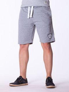 Pantaloni scurti barbati New Free gri Gym Men, Bermuda Shorts, Sport, Design, Fashion, Moda, Deporte, Fashion Styles, Excercise