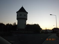 Tower outside of Bitburg,Germany