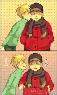 South Park : Cartman X Butters by sujk0823 on @DeviantArt