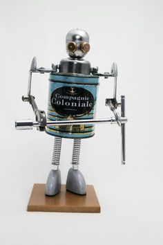 Robot ouvrier 45