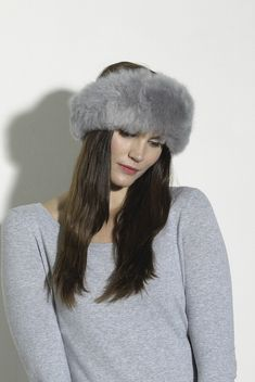 #Alpaca #Fur #Headbands Luxury soft, fluffy and warm our alpaca fur headband is the perfect complement to your winter wardrobe. Whether you are skiing down the slopes in St Moritz or Aspen, walking the dog or simply shopping your headband will be a knock-out.  Available in one size and a choice of six colours including arctic white, copper and grey. http://lacorine.co.uk/alpaca-fur-headbands~92 only £69 the ideal #Stockingfiller