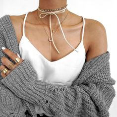 Dresslily Fashion, cloth, clothes, outfits, 2017 trends, fashion, chocker, jewelry