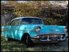 1957 Chevrolet Bel Air Hardtop 350/370 HP, Automatic for sale by Mecum Auction