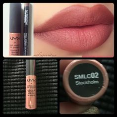 Shop Women's NYX size OS Lip Balm & Gloss at a discounted price at Poshmark. Description: Stockholm. Sold by tiffanyj3. Fast delivery, full service customer support.
