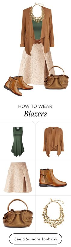 """""""Untitled #708"""" by jawind on Polyvore featuring MSGM, Dorothy Perkins, Oscar de la Renta and Cole Haan"""