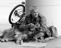 LAW TO APPREHEND HOMELESS?If I were homeless, you'd have to separate my dog and I over my dead body. I imagine for a homeless person especially their pet is the ONLY thing in the world that keeps them going at all.