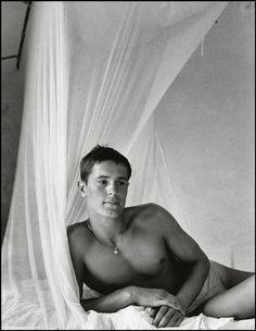 Herbert List.   ITALY. Forio d'Ischia. 1955.  Magnum Photos -