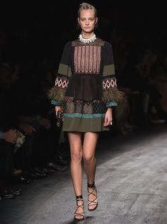 Valentino Spring/Summer 2016 collection.