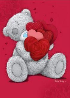 Teddy Bear Quotes, Teddy Bear Images, Teddy Bear Pictures, Tatty Teddy, Valentines Day Teddy Bear, Valentines Greetings, Baby Bear Tattoo, Billy Bear, Teddy Beer