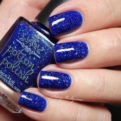 Potion Polish October Midnight - Fall for Me Collection swatches | Sassy Shelly