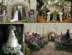 twilight themed weddings #countryweddings