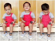 Criança fashionistas