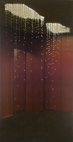Daniele Buetti - Light installation