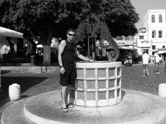 me in Rhodos town 2015