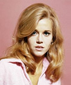 luscious Jane Fonda hair