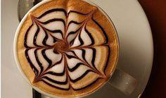 Sus cafés al mas puro estilo Italiano!