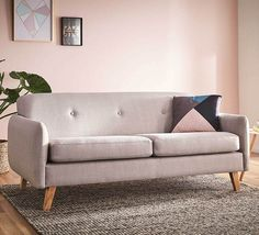 Olson 2 Seater Sofa | Sofas | Sofas & Armchairs | Categories | Fantastic Furniture - Australia's Best Value Furniture & Bedding