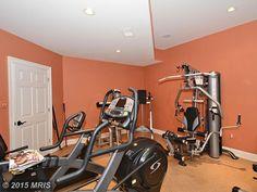1105 LEIGH MILL RD, GREAT FALLS, VA 22066 - Fitness Room