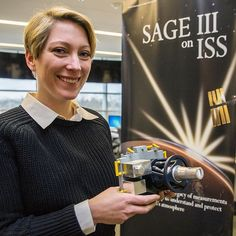 nasa_langley SAGE III, an instrument designed at NASA's Langley Research Center to monitor the Earth's ozone levels, is set to be launched to the International Space Station this month. Read the article via the link in our bio.  2017/02/04 04:29:32