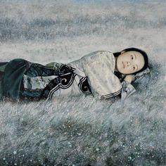 Jiang Guo Fang (b1951, Nanchang, Jiangxi Province, China)