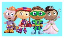 www.pbskids.org - lots of games themed around Sesame Street, Cat in the Hat, Dinosaur Train, Super Why and other great PBS shows.