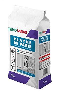 ParexGroup 2800 Plâtre de paris 2,5 kg