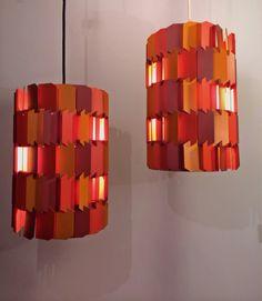 Buy Fabulous Louis Weisdorf pendant Facet-Pop by deerstedt. Explore more products on http://deerstedt.etsy.com